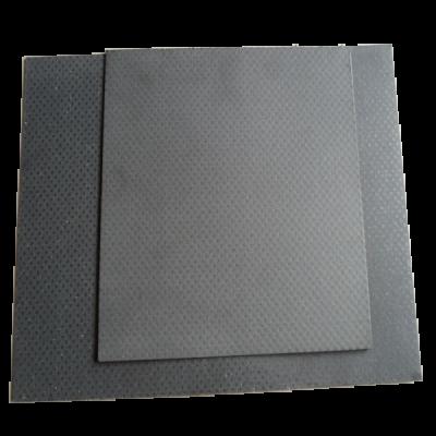 Lamina grafoil expandido con y sin inserción metálica