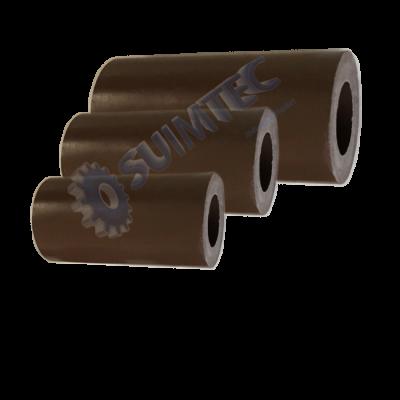 Teflón bronce (PTFE + Bronce)