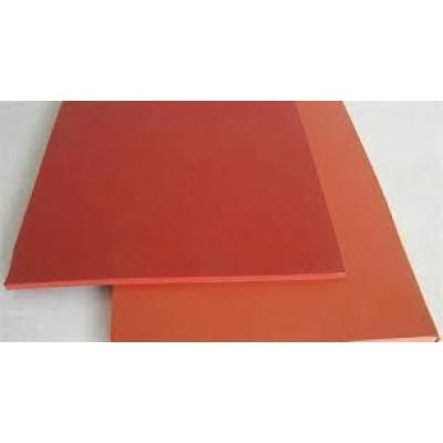 Lámina Caucho Natural Rojo (SBR)